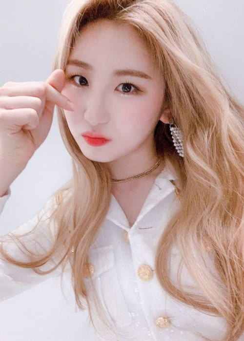 Lee Chaeyeon Height, Weight, Age, Body Statistics - Healthy