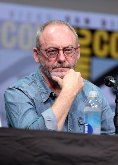 Liam Cunningham as seen at the San Diego Comic-Con International for 'Game of Thrones' in July 2017