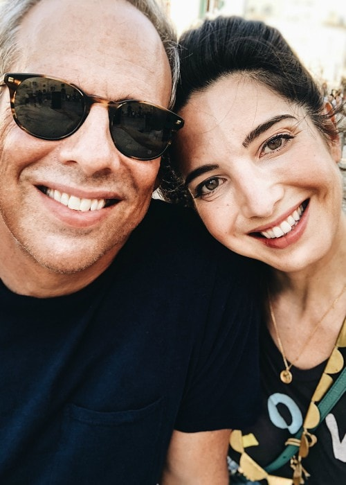 Marie Forleo as seen with Josh Pais in July 2018