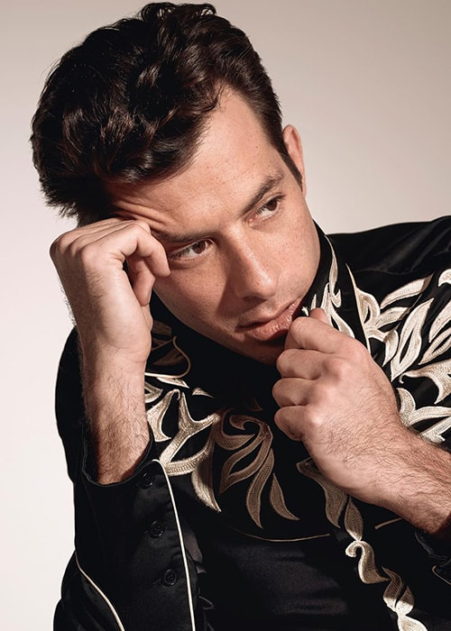 Mark Ronson as seen on his Instagram Profile in December 2018