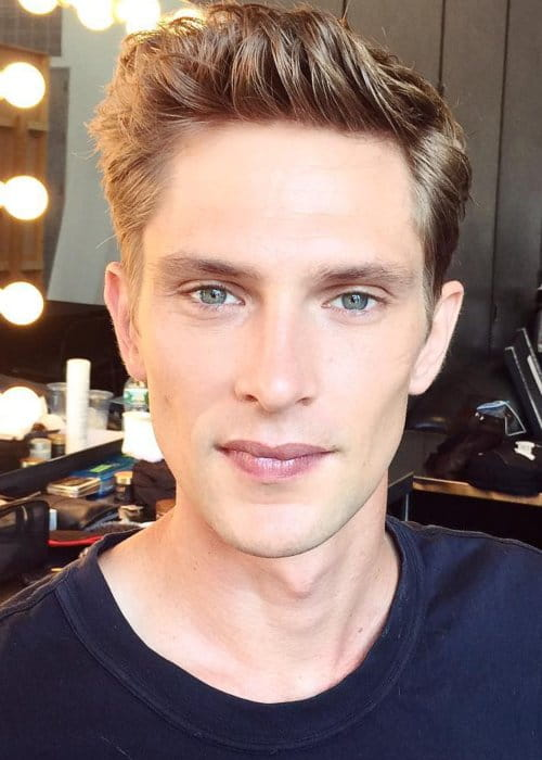 Mathias Lauridsen in an Instagram post as seen in July 2015