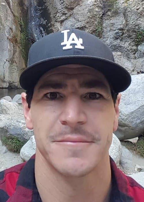 Michael Fishman in an Instagram selfie as seen in November 2018