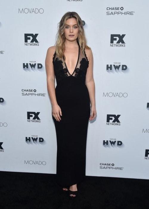 Rachel Keller as seen at the Emmys in September 2016