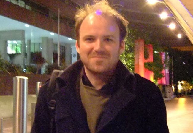 Rory Kinnear at the Royal National Theatre in June 2012