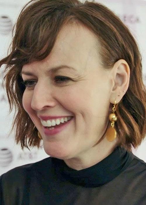 Rosemarie DeWitt during an interview as seen in February 2019