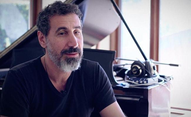 Serj Tankian as seen on his Instagram Profile in December 2017