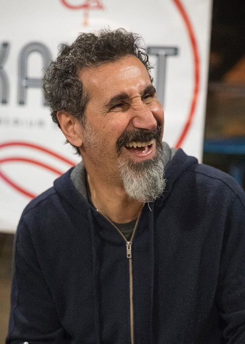 Serj Tankian as seen on his Instagram Profile in November 2018
