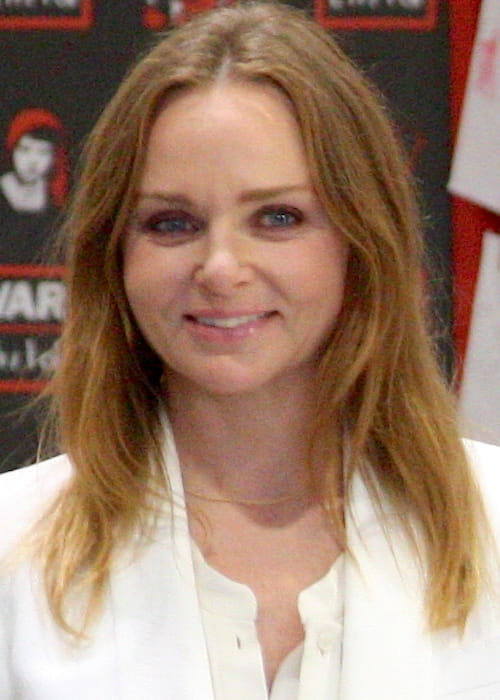 Stella McCartney at the Summit Fringe in June 2014