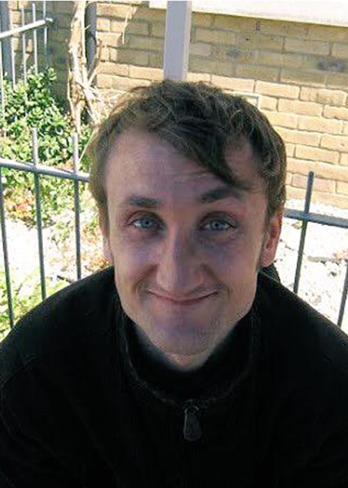 Tom Brooke as seen in his Twitter Fan Page in May 2015