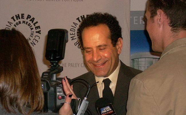 Tony Shalhoub at Paley Center for Media in December 2008