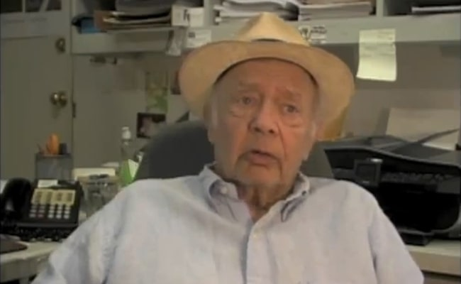 Allan Rich in an Interview as seen on heretics ofhollywood Channel on YouTube