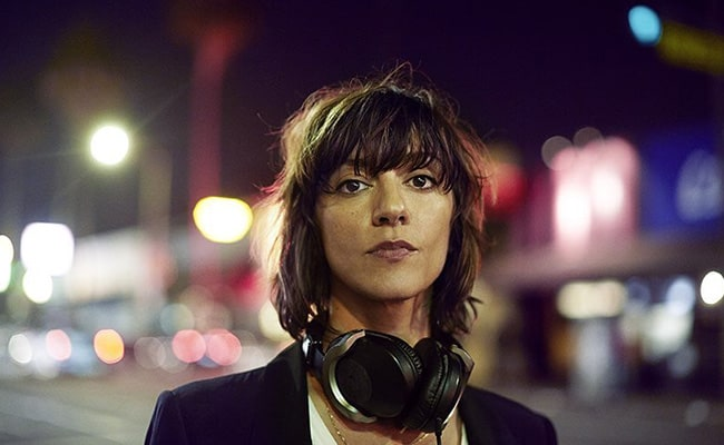 Ana Lily Amirpour as seen on her Instagram Profile in August 2018