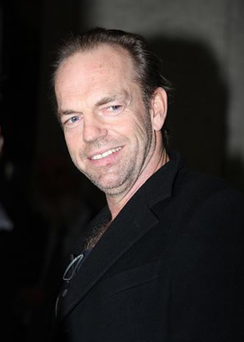 Another Still of Hugo Weaving at the Oranges Sunshine Premiere