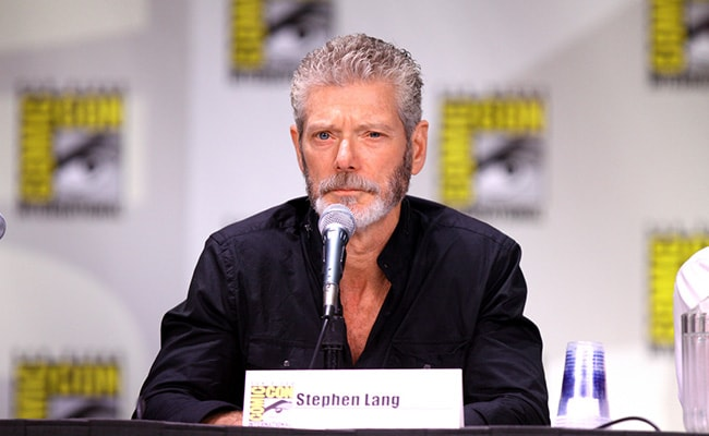 Another Still of Stephen Lang at the 2011 San Diego Comic-Con International in San Diego, California-min