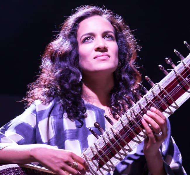 Anoushka Shankar at the Rudolstadt-Festival in July 2016