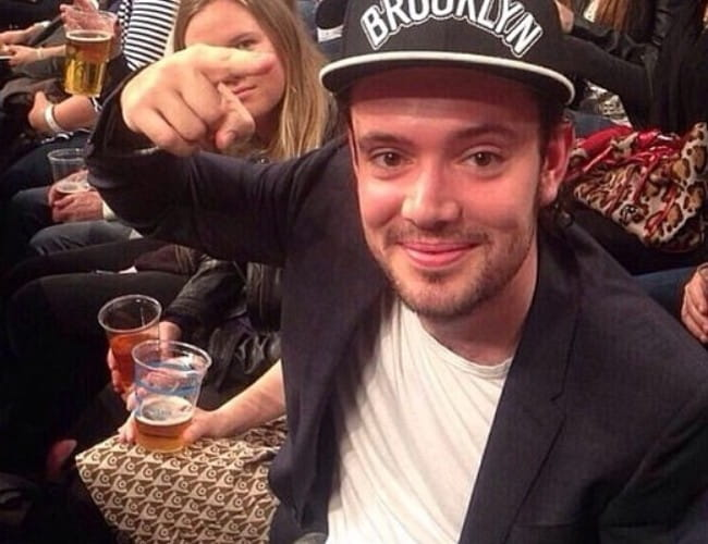 Ben Lovett in an Instagram post as seen in June 2014