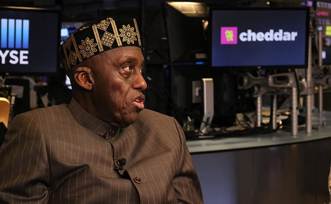 Bill Duke as seen on his Twitter Account in February 2019