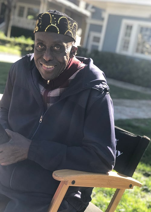 Bill Duke as seen on his Twitter Profile in February 2019