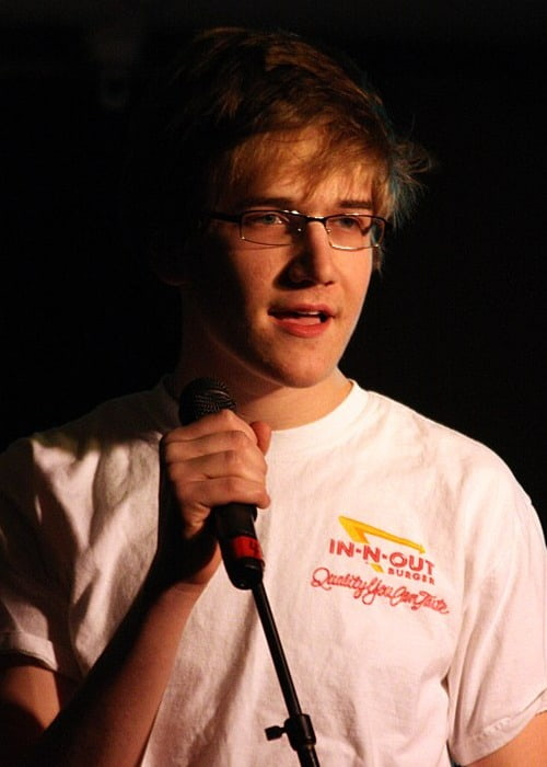 Bo Burnham at The Spot at CWRU in Cleveland in March 2009