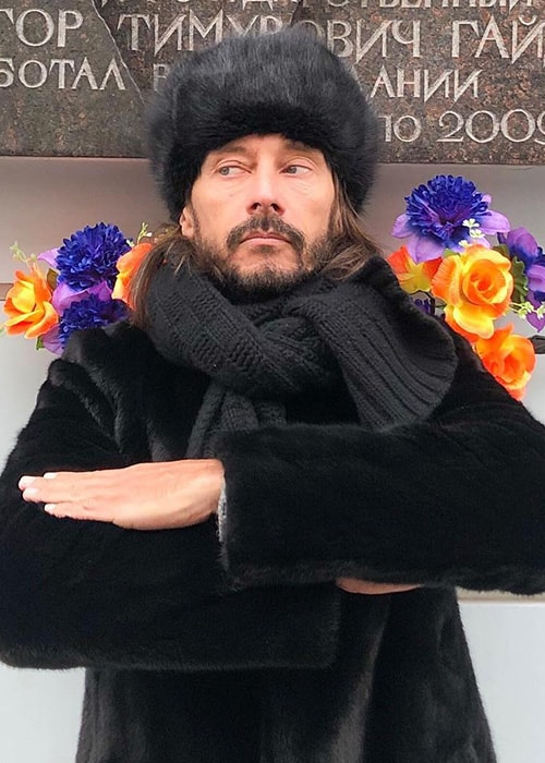 Bob Sinclar as seen on his Instagram Profile in February 2019