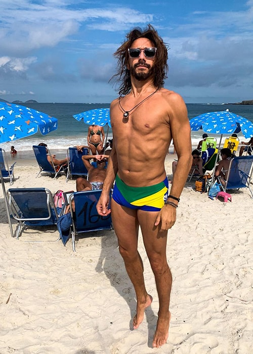 Bob Sinclar as seen on his Instagram in March 2019