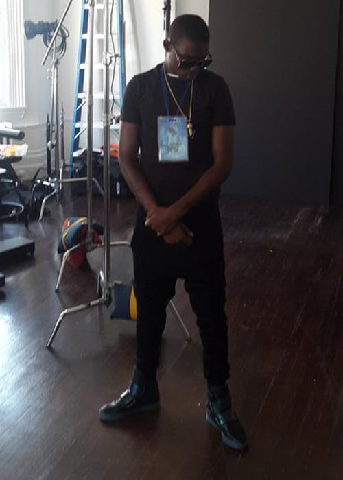 Bobby Shmurda on his Twitter Profile as seen in September 2014