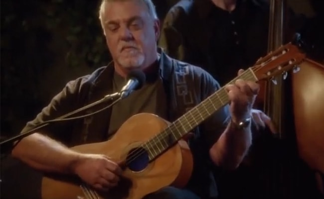 Bruce McGill Performing Rizzoli & Isles - Take A Walk With Me
