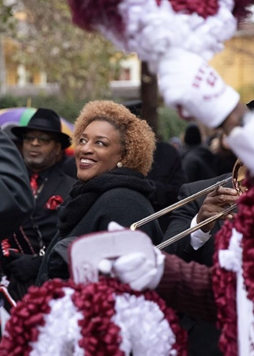 CCH Pounder as seen on her Instagram Profile in January 2019
