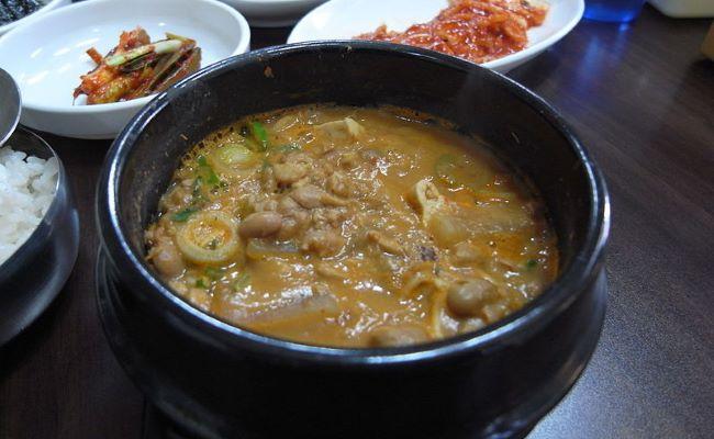 Cheonggukjang