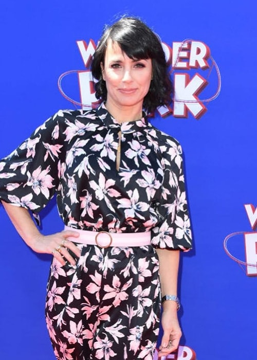 Constance Zimmer as seen on her Instagram in March 2019
