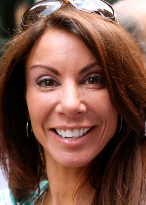 Danielle Staub as seen in a picture taken during the NYC Gay Pride 2009 - 31 in June 2009