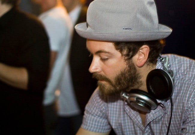 Danny Masterson as seen in August 2007