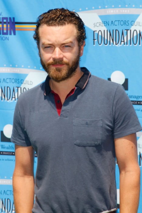 Danny Masterson at 3rd Annual SAG Foundation Golf Classic at Lakeside Golf Club in August 2012