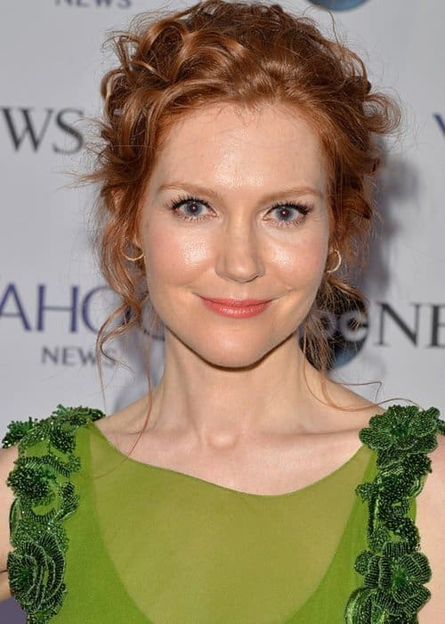 Darby Stanchfield as seen in May 2014