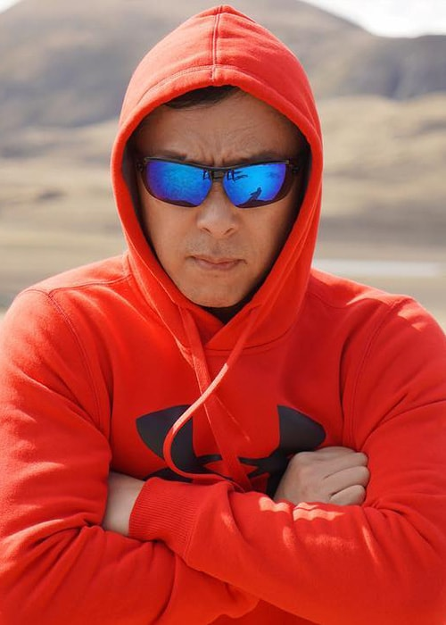 Donnie Yen as seen on his Instagram Profile in October 2018
