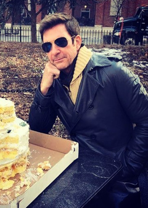 Dylan McDermott as seen on his Instagram Profile in February 2019