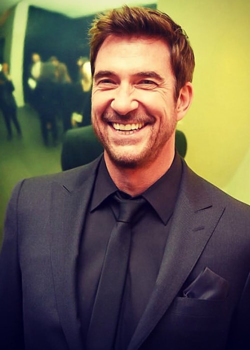 Dylan McDermott as seen on his Instagram Profile in March 2019