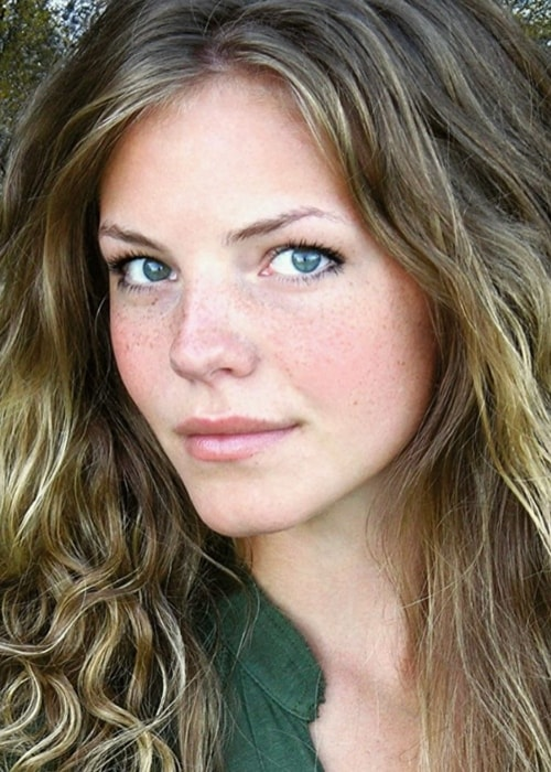 Eloise Mumford as seen in a college throwback picture