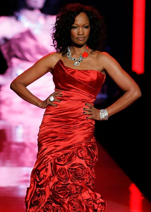 Garcelle Beauvais as seen in February 2011