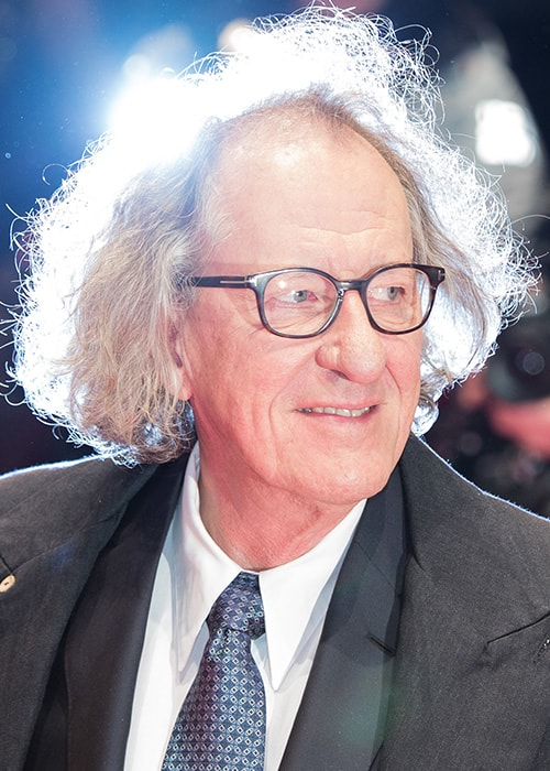 Geoffrey Rush at the Berlinale 2017