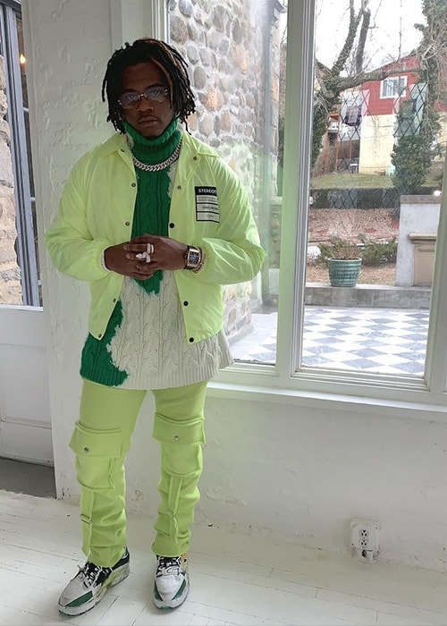 Gunna Rapper Height Weight Age Body Statistics