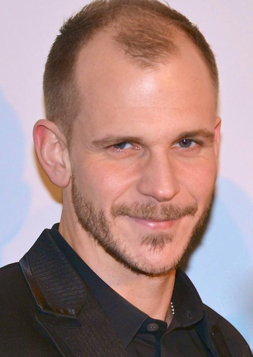 Gustaf Skarsgård during an event in January 2013