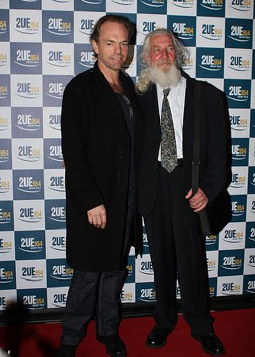 Hugo Weaving at the Oranges Sunshine Premiere in Sydney