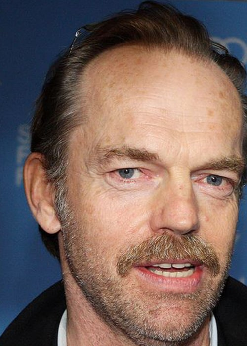 Hugo Weaving at the Sydney Film Festival