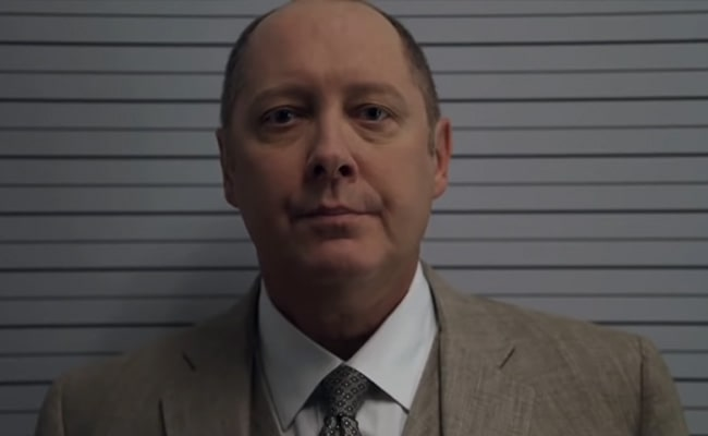 James Spader in The Blacklist Season 6 Trailer