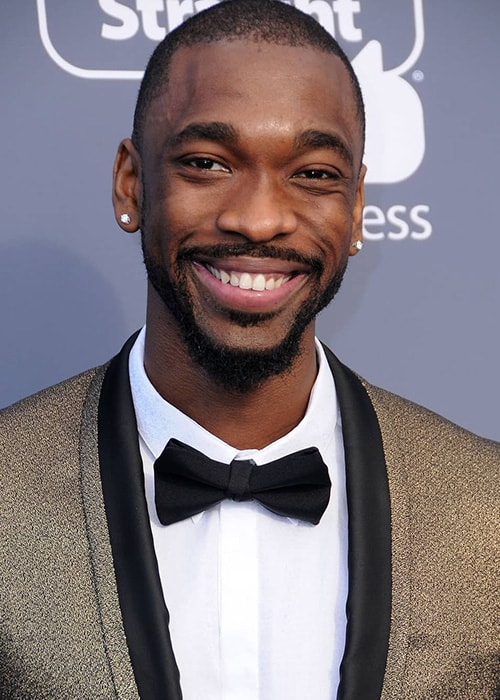 Jay Pharoah as seen on his Instagram Profile in February 2019