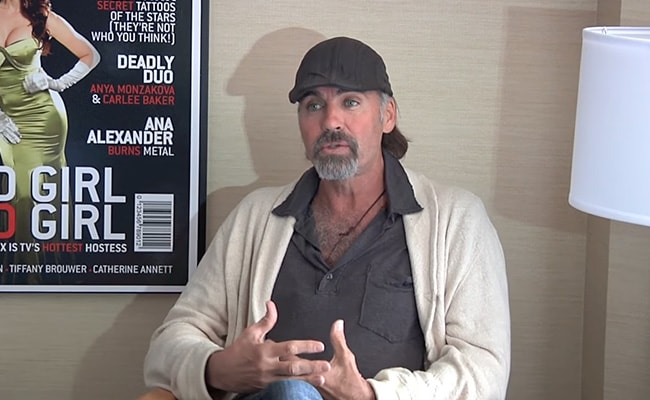 Jeff Fahey Talks Femme Fatales At Comic Con 2011