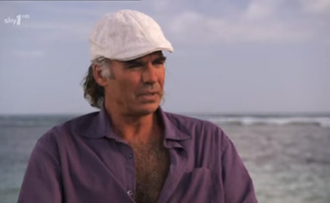 Jeff Fahey in an Interview with Sky1