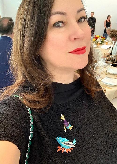 Jennifer Tilly as seen on her Instagram in March 2019