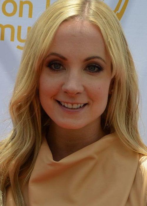 Joanne Froggatt at Paramount Studios in May 2014